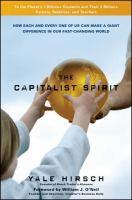 The Capitalist Spirit