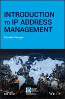 Introduction to IP Address Management