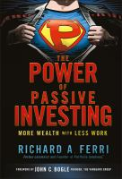 The Power of Passive Investing