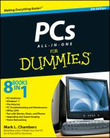 PCs All-in-one for Dummies, 5th Edition