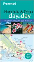 Frommer's Honolulu & Oahu Day by Day