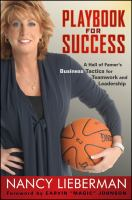 Playbook for Success