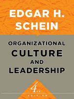 Organizational Culture and Leadership