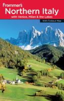 Frommer's Northern Italy With Venice, Milan & the Lakes