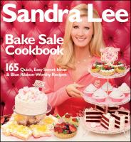 Sandra Lee Bake Sale Cookbook