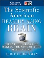 The Scientific American Healthy Aging Brain