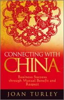 Connecting With China
