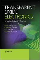 Transparent Oxide Electronics