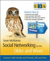 Social Networking for the Older and Wiser