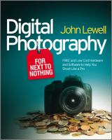 Digital Photography for Next to Nothing
