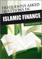 Frequently Asked Questions in Islamic Finance