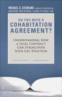 Do We Need A Cohabitation Agreement?