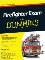 Firefighter Exam for Dummies