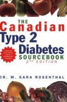 The Canadian Type 2 Diabetes Sourcebook