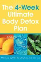 The 4-week Ultimate Body Detox Plan
