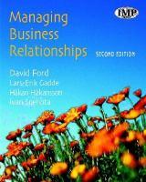 Managing Business Relationships