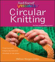 Teach Yourself Visually Circular Knitting