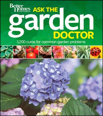 Cover image for Ask the Garden Doctor