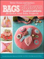 Bags Pillows & Pincushions