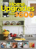 Home Upgrades Under $600