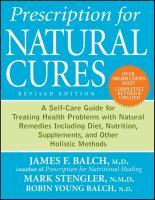 Prescription for Natural Cures