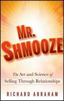 Mr. Shmooze