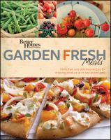 Garden Fresh Meals