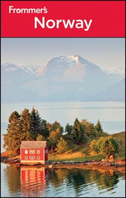 Cover image for Frommer's Norway