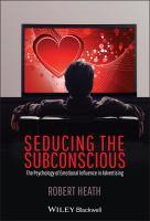 Seducing the Subconscious