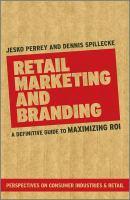 Retail Marketing and Branding