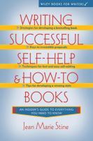 Writing Successful Self-help and How-to-books