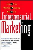 Entrepreneurial Marketing