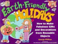 Earth Friendly Holidays