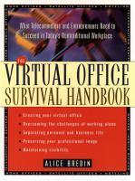 The Virtual Office Survival Handbook