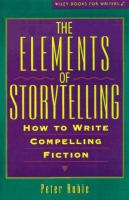 The Elements of Storytelling