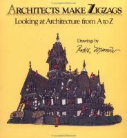 Architects Make Zigzags