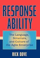 Response Ability