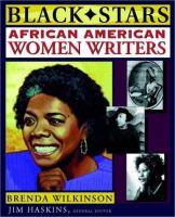 African American Women Writers