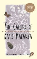 The Calling of Katie Makanya