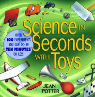 Science in Seconds With Toys