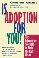 Is Adoption for You?