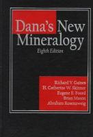 Dana's New Mineralogy