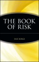 The Book of Risk