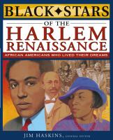 Black Stars Of The Harlem Renaissance