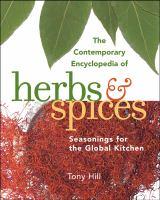 Contemporary Encyclopedia of Herbs & Spices