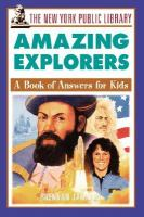 The New York Public Library Amazing Explorers