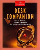 The Economist Desk Companion