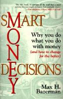 Smart Money Decisions