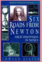 Six Roads From Newton