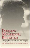 Douglas McGregor, Revisited